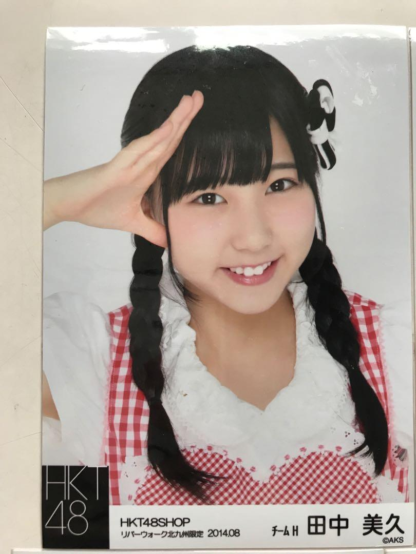 HKT48SHOP リバーウォーク北九州限定 田中美久 [RARE]