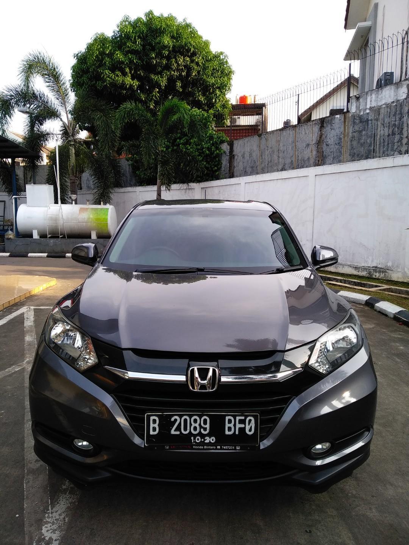 Honda HRV E CVT 2015 DP 26jt, Kondisi Istimewa & Berkualitas