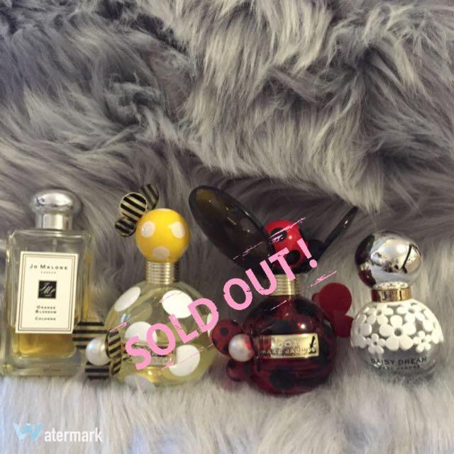 👸🏼JO MALONE And MARC JACOBS DAISY DREAM Perfume Free shipping