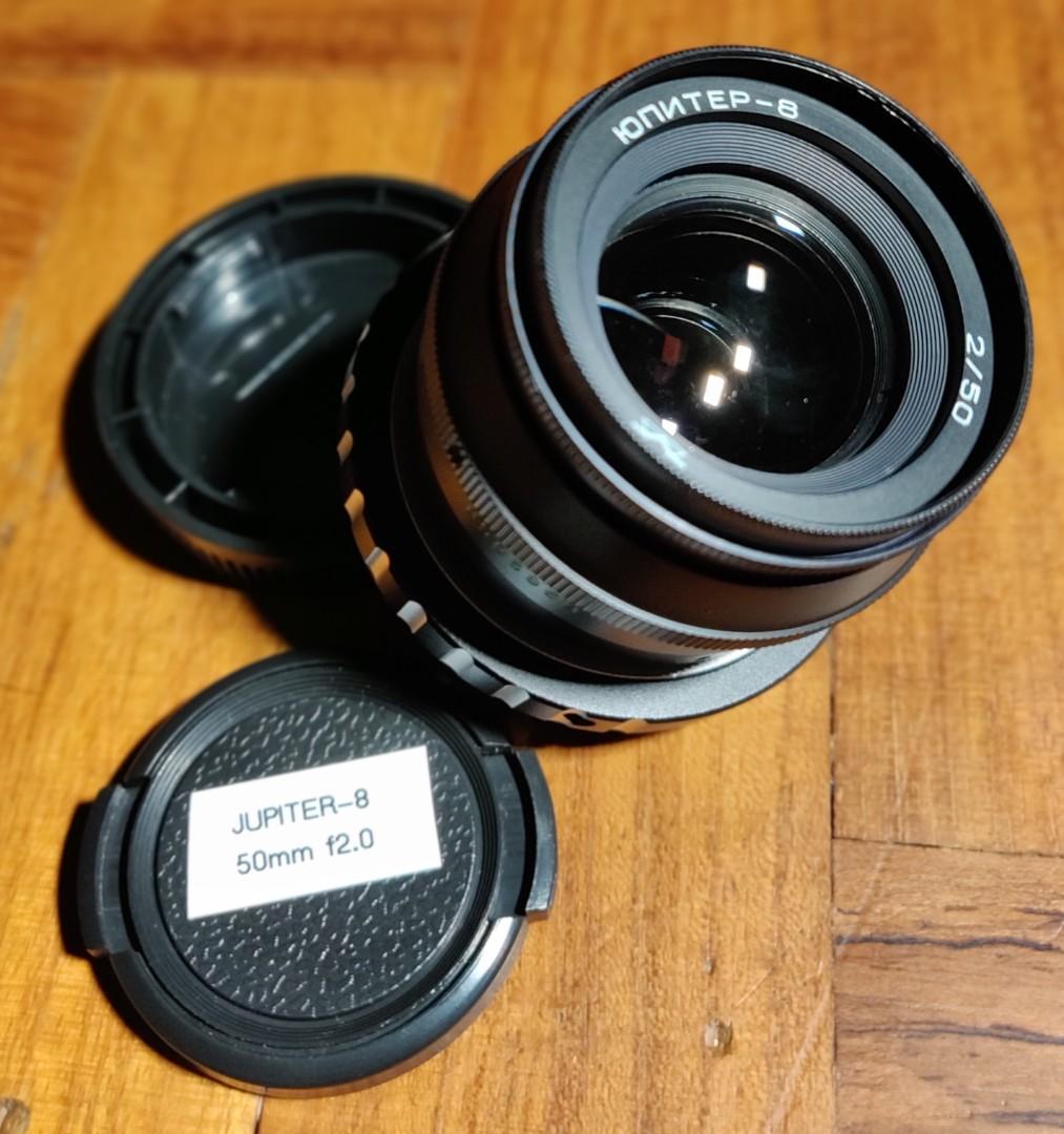 Jupiter-8 50mm f2 M42