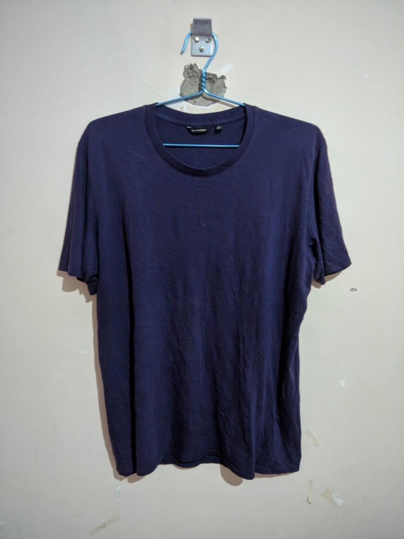 Kaos Polos Uniqlo Premium Cotton