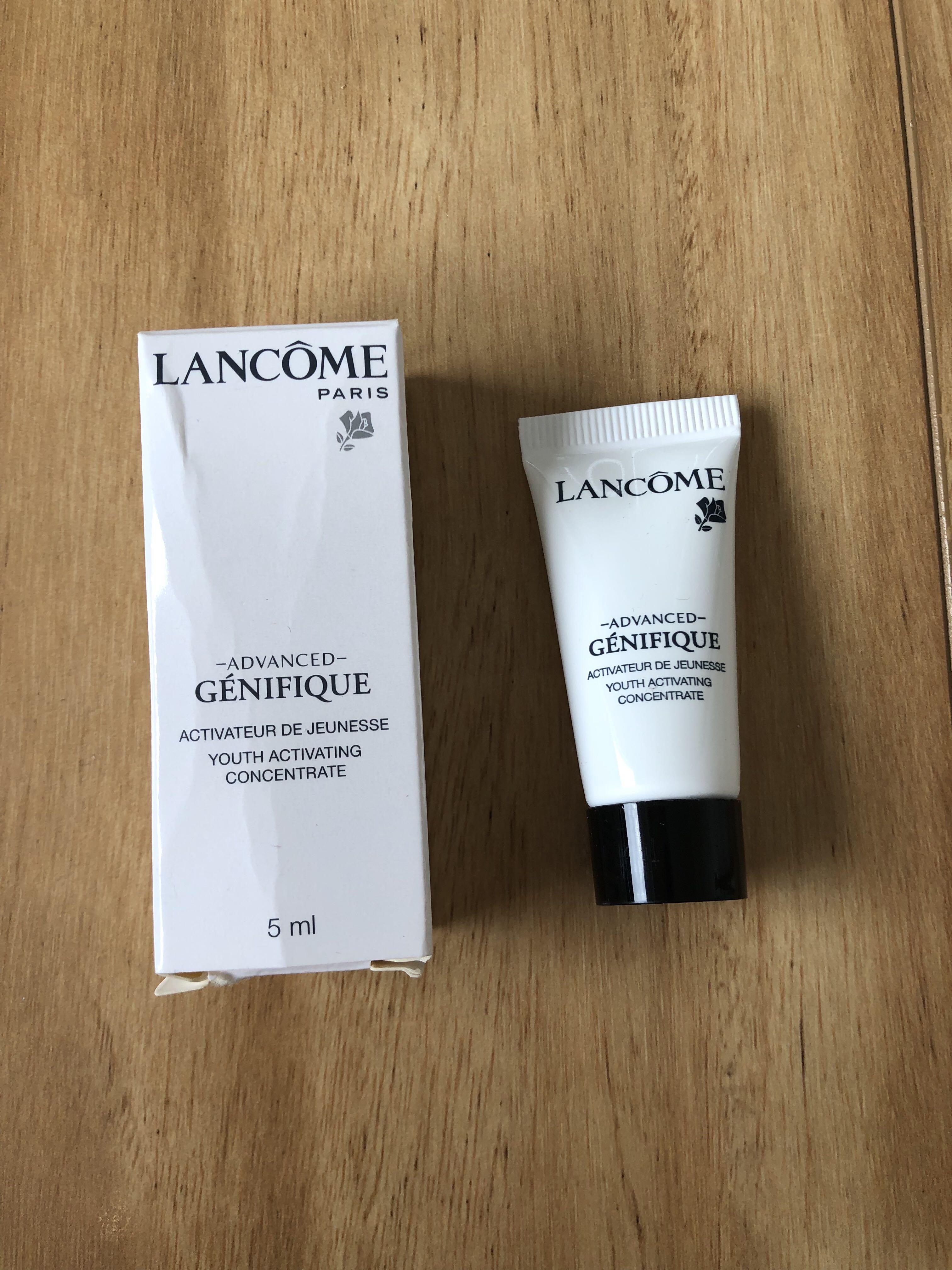 Lancôme Advanced Genefique Youth Activating Serum [Sample]