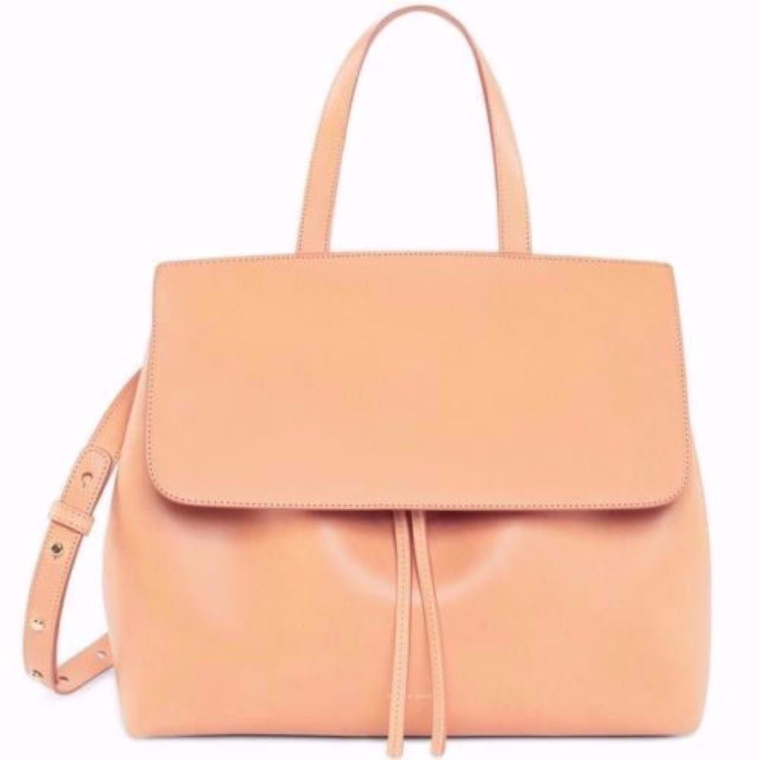 Mansur Gavriel Camello Mini Lady Bag - Only Used a Few Times