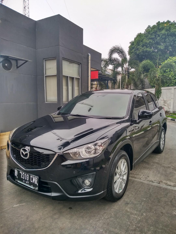 Mazda CX 5 Touring 2013 DP 21jt, Kondisi Istimewa & Siap Pakai