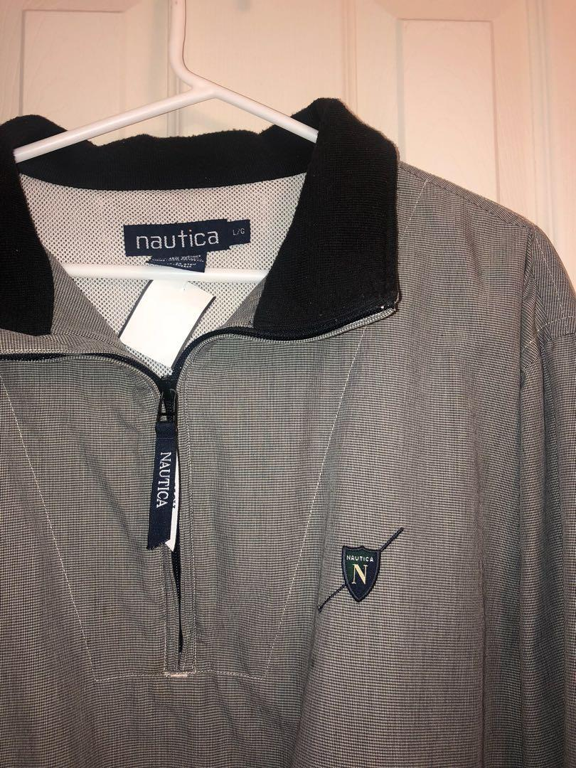 Nautica Men's Pullover Jacket