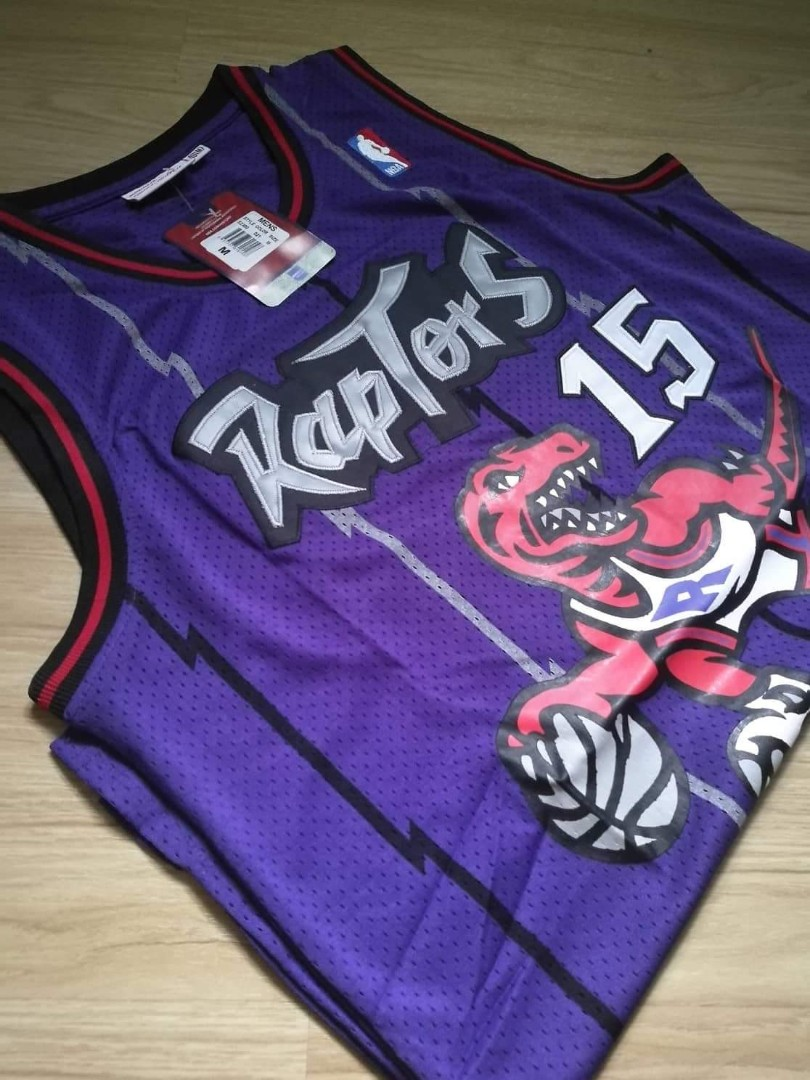 separation shoes 59801 1a890 NBA Jersey - Vince Carter Jersey