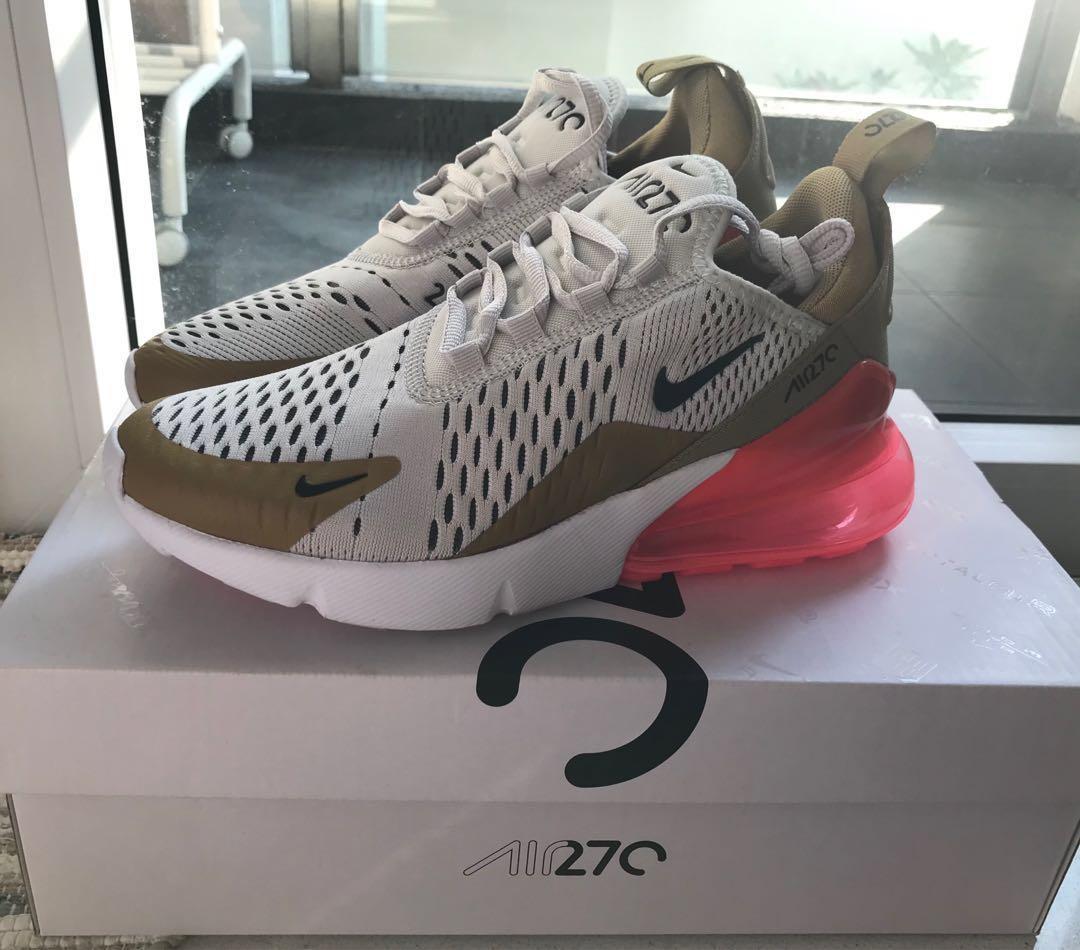 6343d98e0b Nike Airmax 270 Brand new (girl shoes), Women's Fashion, Shoes ...