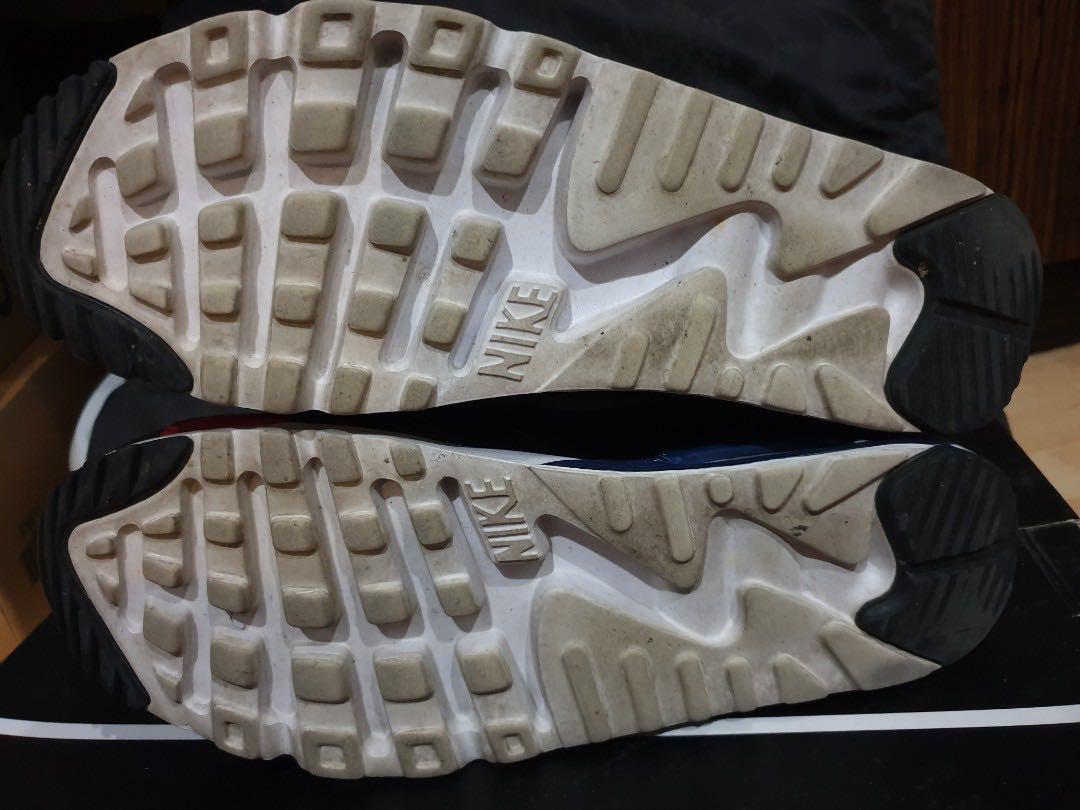 Nike HTM Airmax 90 Ultra Superfly Tinker Hatfield 9.5US