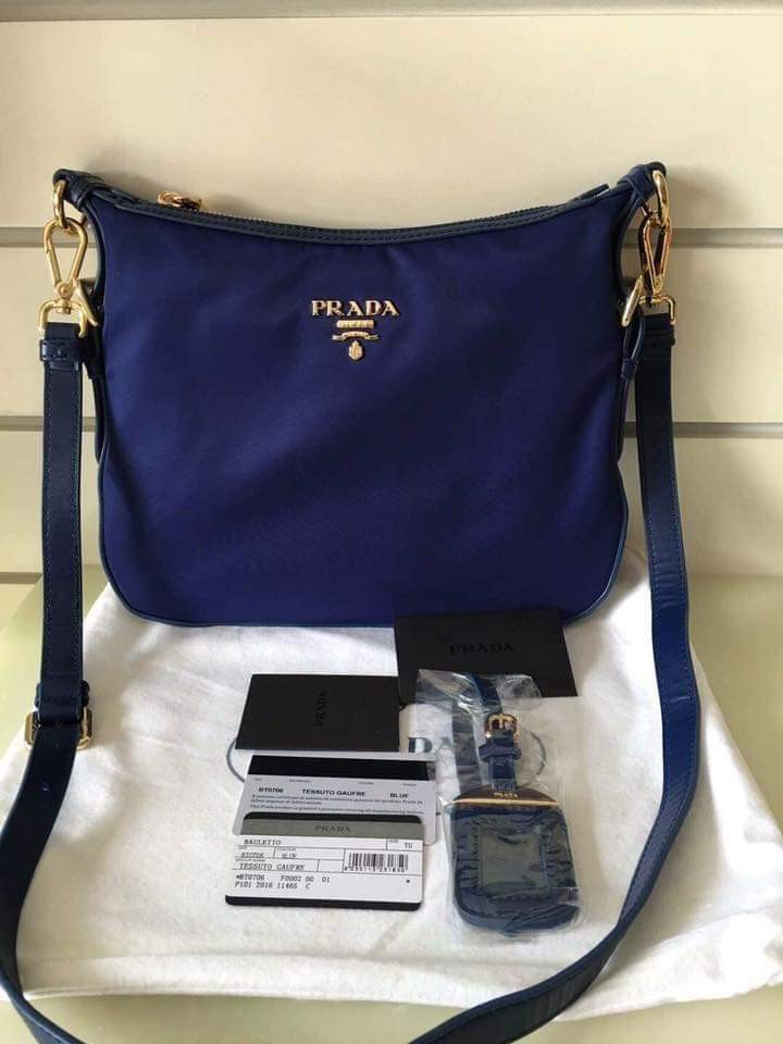 6304c48f14cb SALE! Prada Sling Bag, Women's Fashion, Bags & Wallets, Handbags on ...
