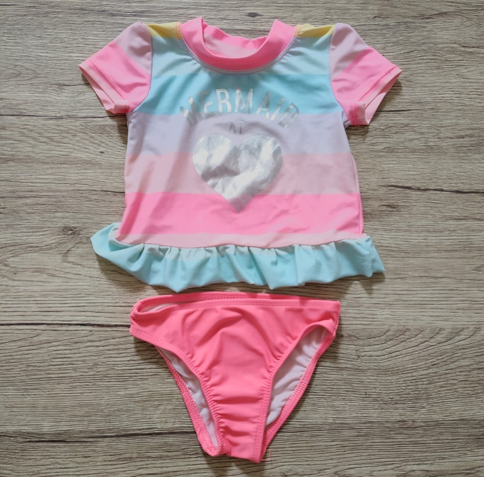 Preloved Swimsuit Baju Renang Ori PLACE size 12-18M