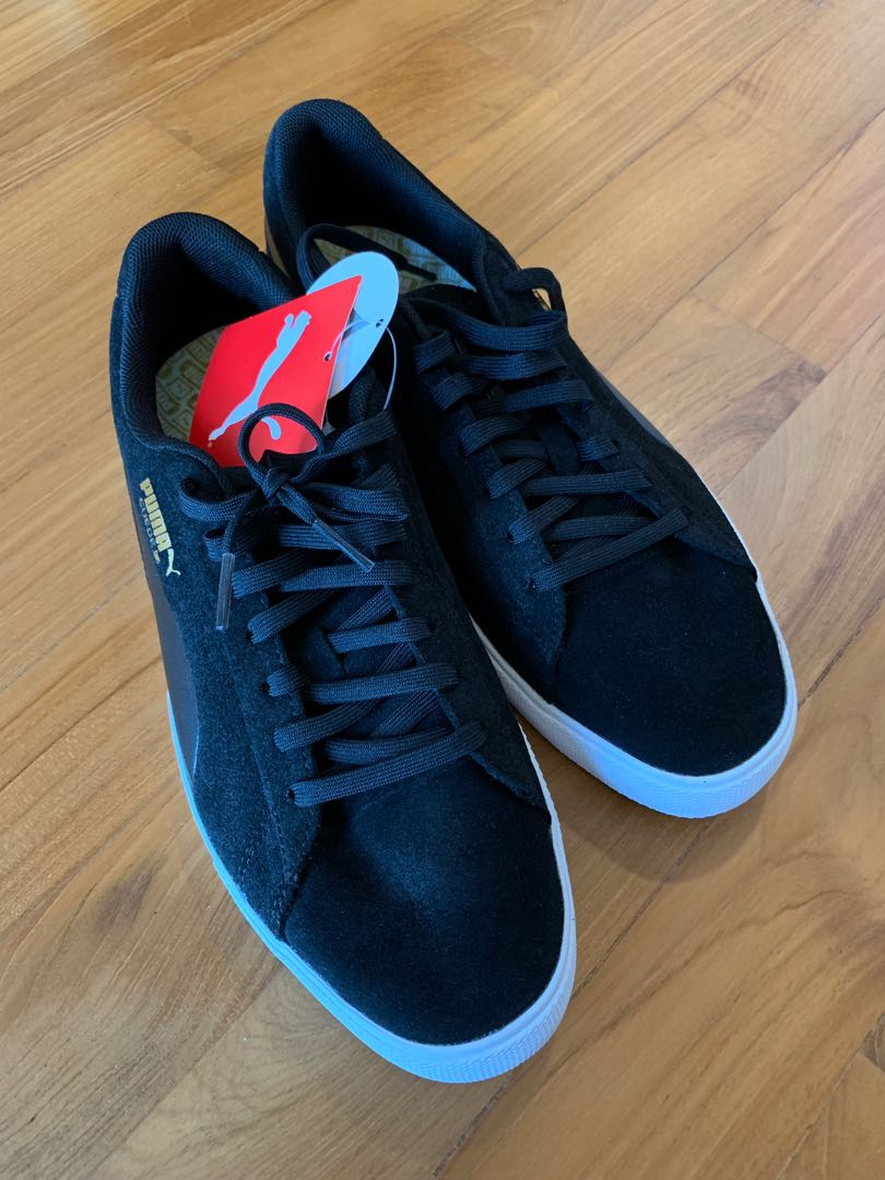 online store 599dd 92490 Puma Suede Golf Shoes US 7, Men's Fashion, Footwear, Others ...