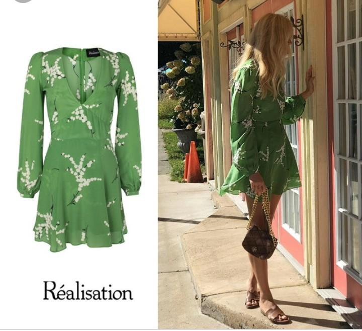 Réalisation Par 🍃 The Kate Dress