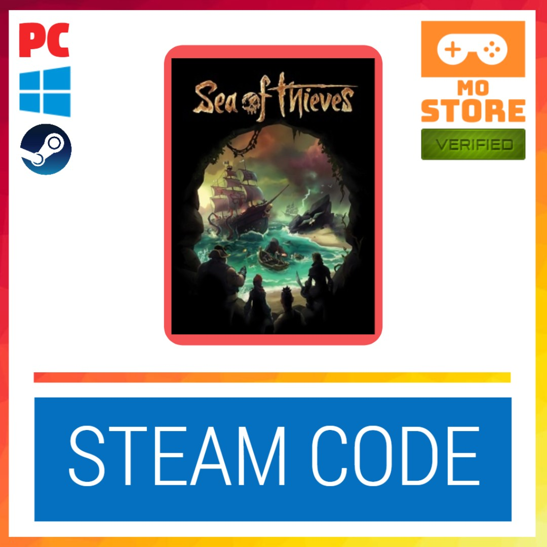 Sea of Thieves - Xbox/Windows 10 Key ( Code ) [ PC GAME ]