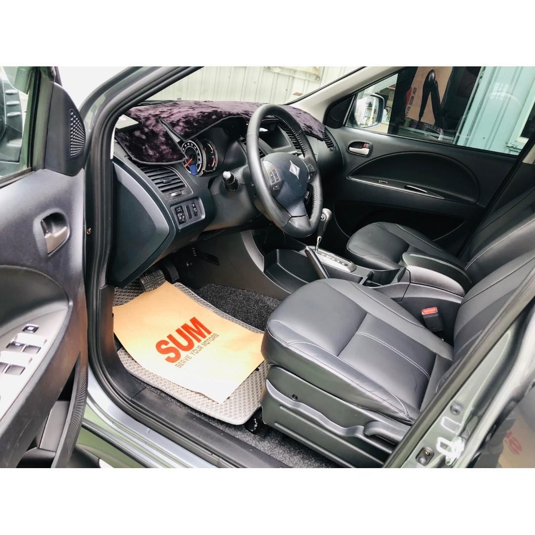 【SUM尼克汽車】2017 Mitsubishi Zinger 2.4L