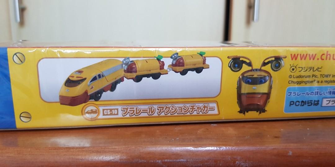 Takara Tomy Chuggington train action chugger BNIB