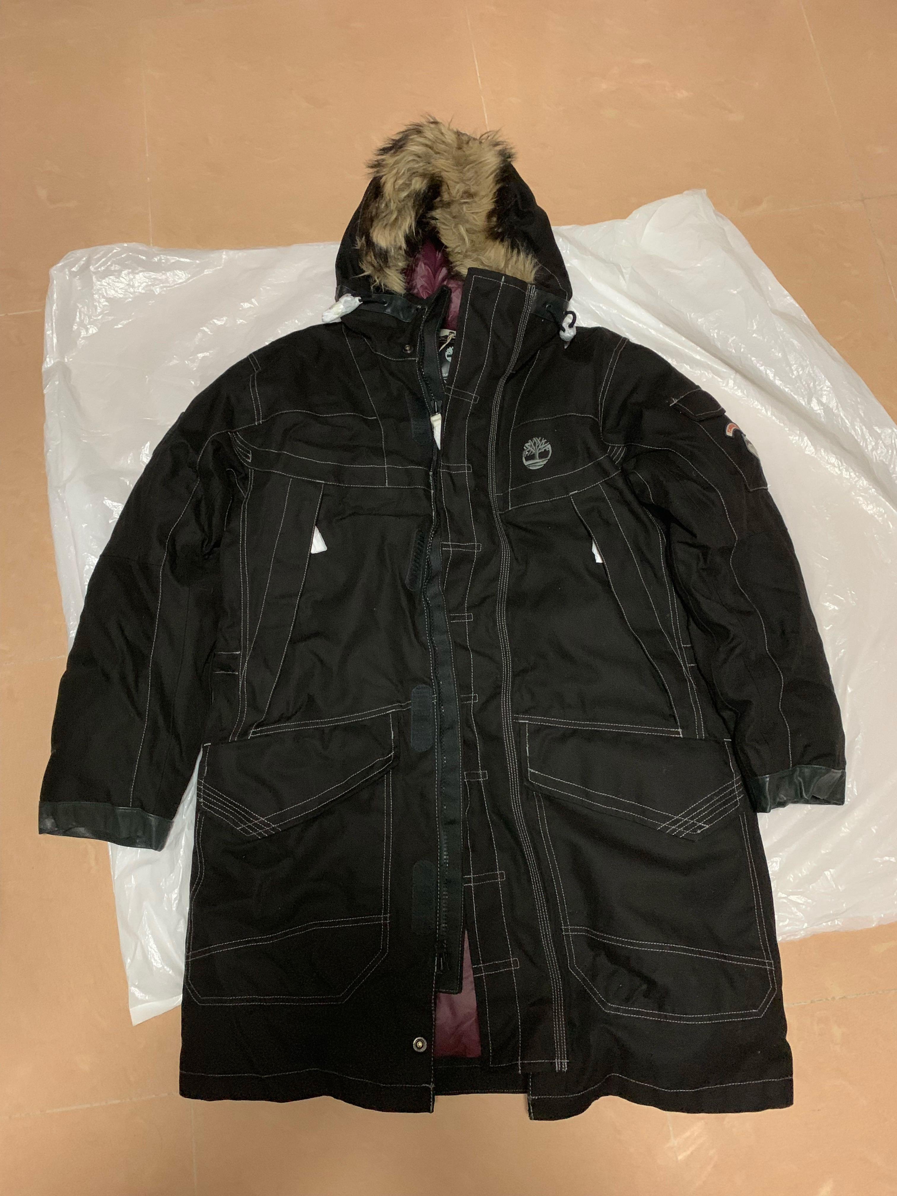 Timberland feather jacket