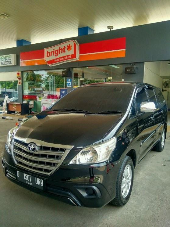Toyota Innova E AT 2014 Dp 20jt, Kondisi Istimewa & Siap Pakai