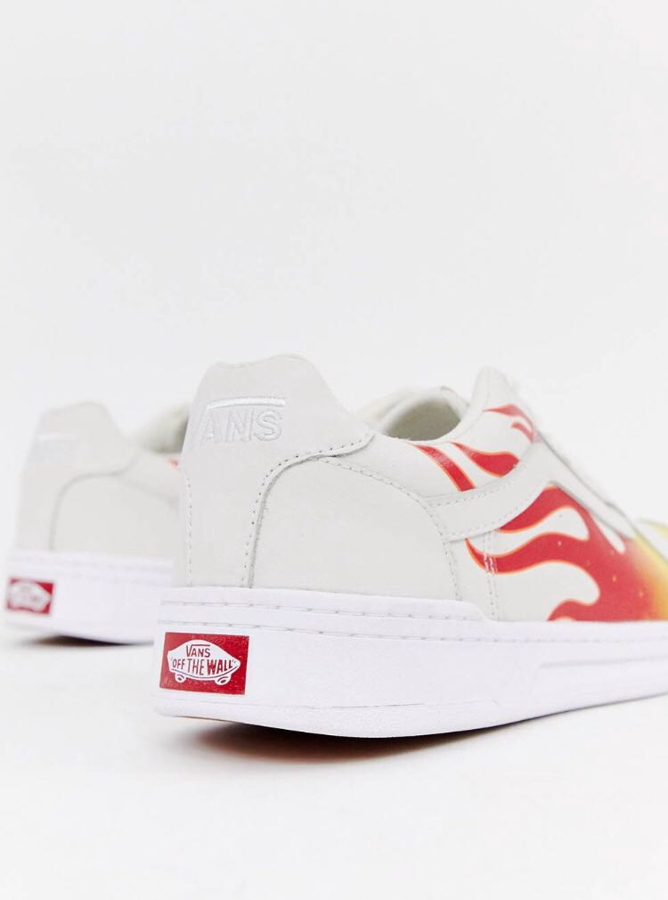 Vans Highland Flame Trainer