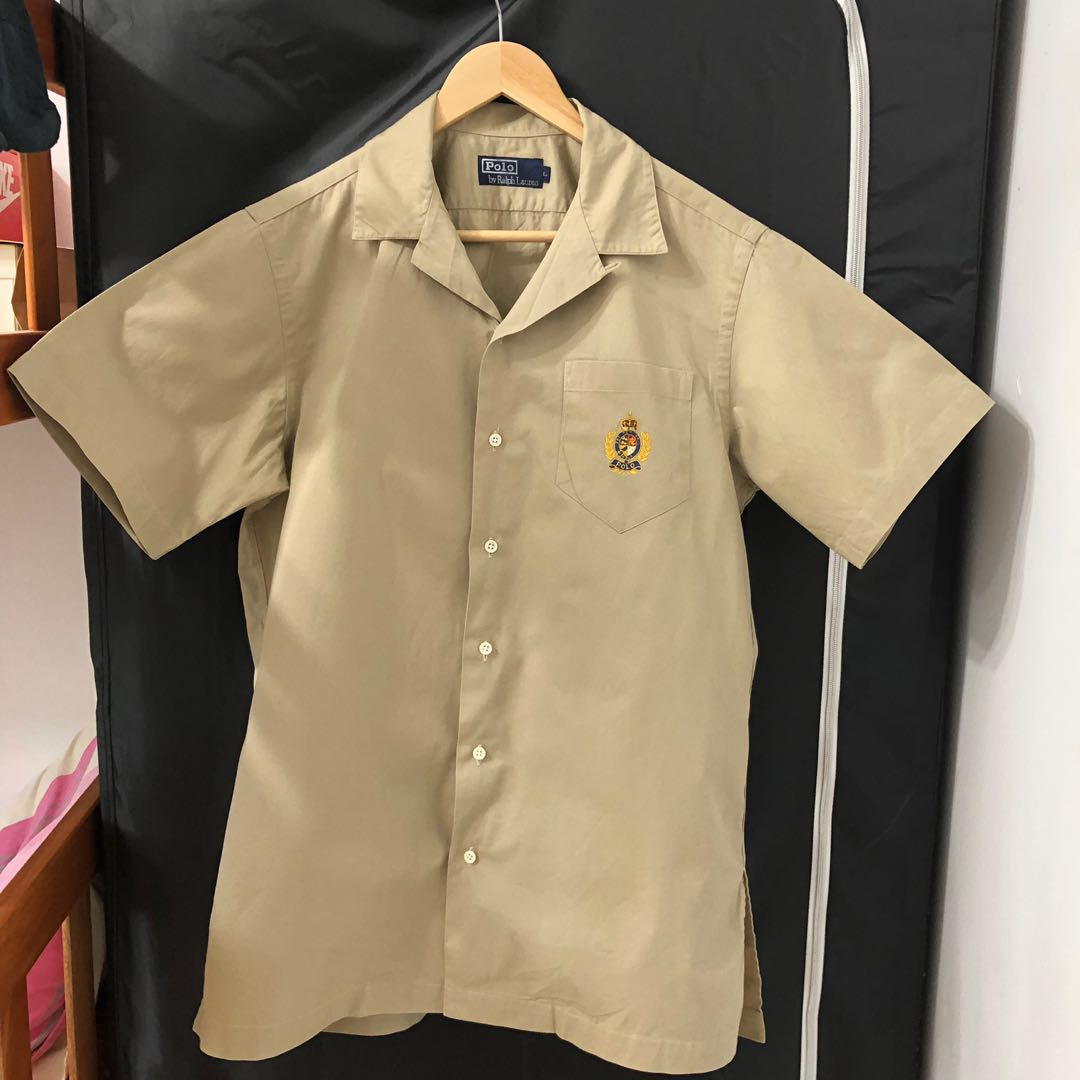 eaba577d Vintage Polo Ralph Lauren shirt, Men's Fashion, Clothes, Tops on ...