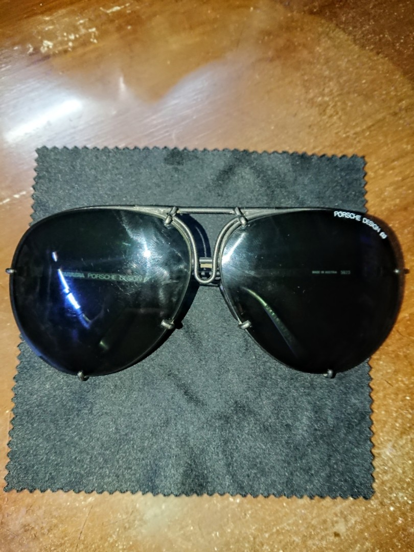 9f4ef2fba68e vintage porsche design by carrera x rayban x cartier, Luxury, Accessories  on Carousell