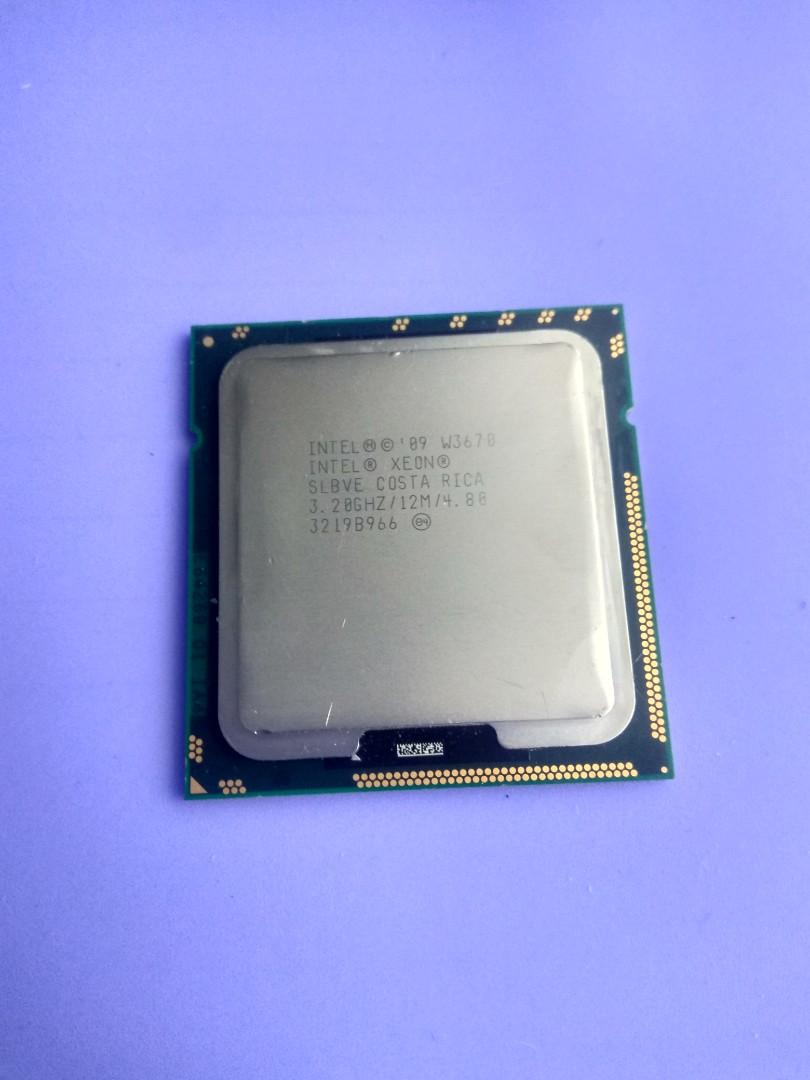 20May W3670 6Core LGA1366 CPU