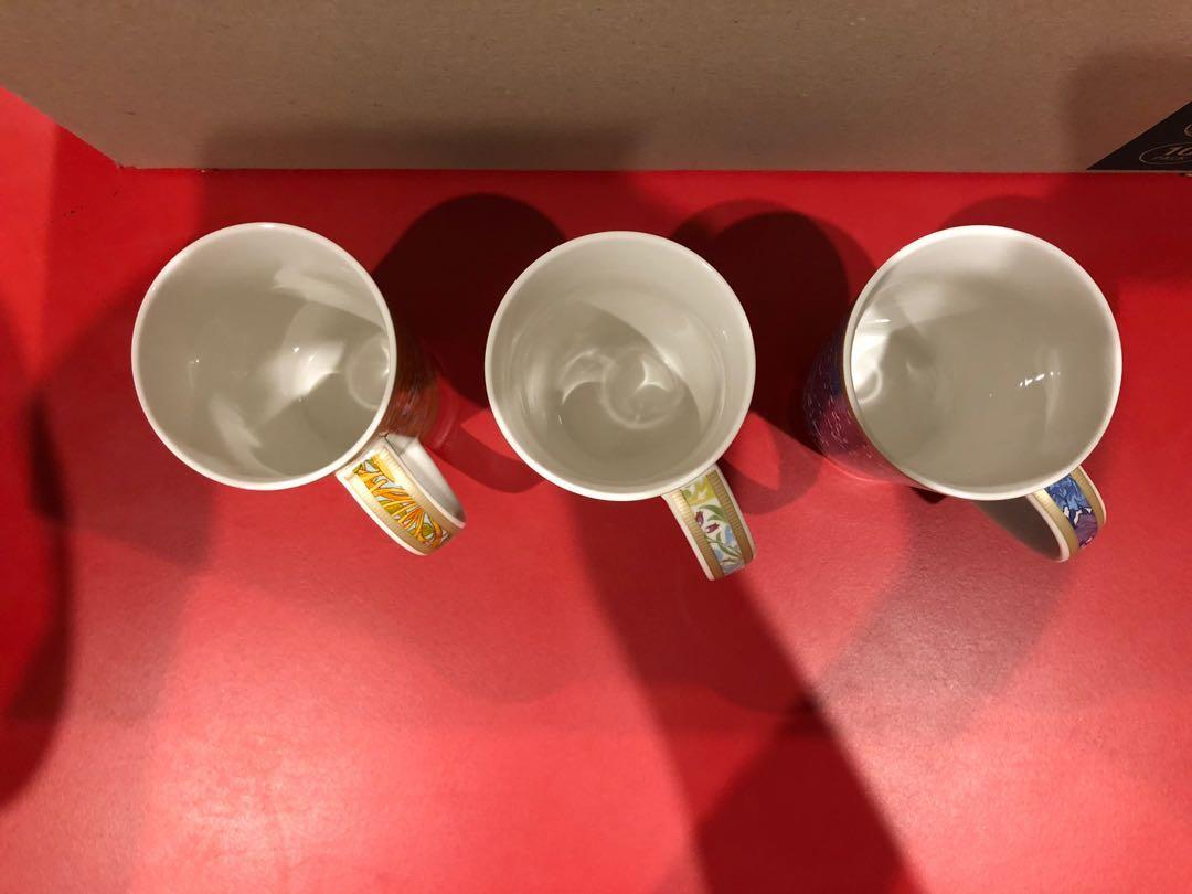 William Morris Mugs