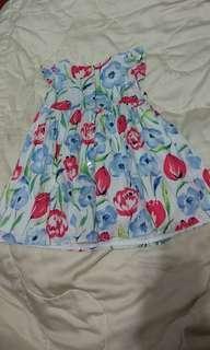 🚚 女嬰夏季洋裝