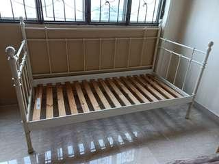 Ikea Tromsnes Daybed bedframe single bed
