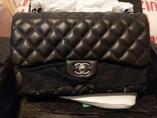 Chanel Classic Jumbo 全新