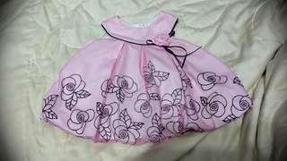 🚚 女嬰夏季背心短洋裝