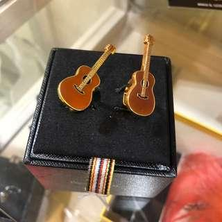 Paul smith guitar cufflinks