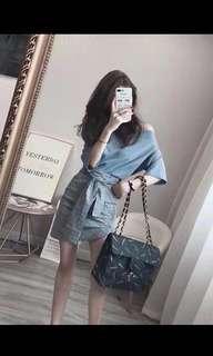 🚚 Shirt n skirt