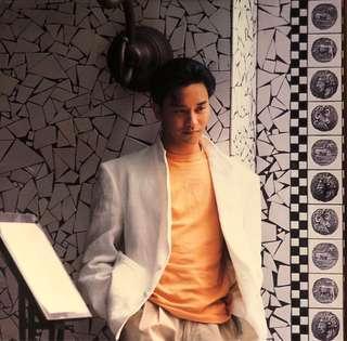 張國榮 Leslie 1987年 Summer Romance 黑膠唱片