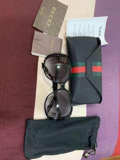 Gucci Sunglasses authentic