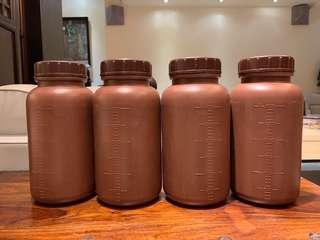 🚚 旋轉式瓶蓋收納罐3000ml