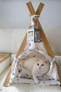 Pet Tent (4 patterns to choose from)