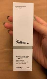 The ordinary 菸鹼胺