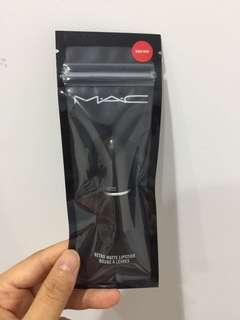 Mac 口紅 1.8g Ruby woo 保證正貨 M.A.C