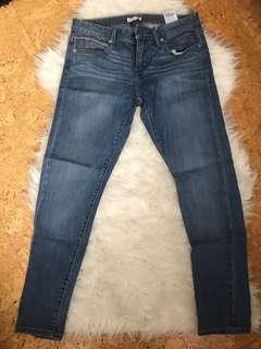 Levi's - boyfriend skinny jeans - size 24