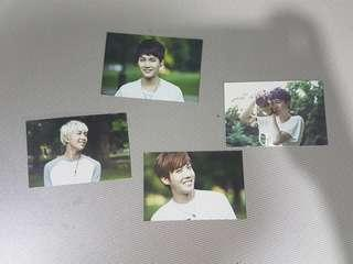 bts muster photocards