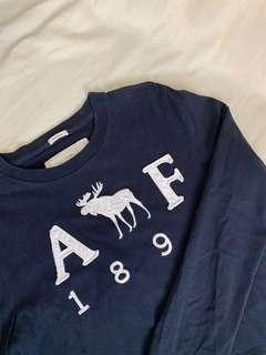 🚚 Long Sleeve Shirt (S) Abercrombie and Fitch  $35