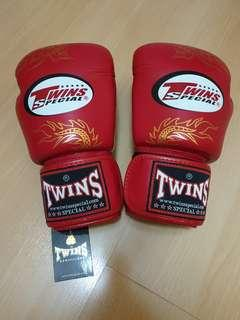 Twins Boxing Gloves muay thai