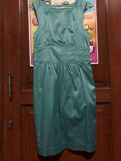 dress -green- from body and soul brand