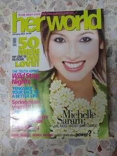 🚚 Herworld Magazine (Feb 2003)