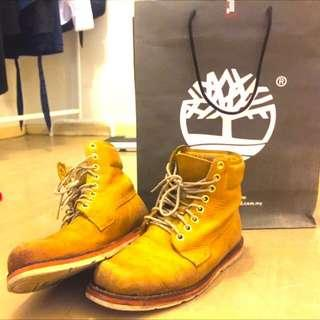 Timberland Boots & adidas & Zara