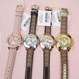 Coach Watch Authentic