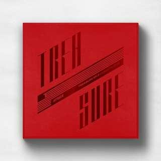 ATEEZ Mini Album - Treasure Ep.2: Zero To One