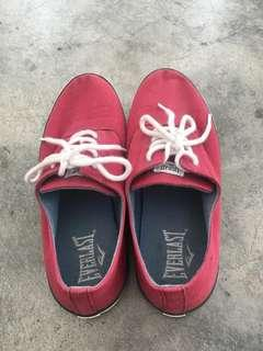 Everlast Red Shoes
