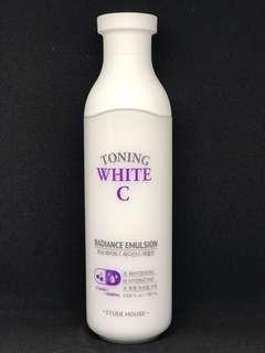 Etude - Serum - Toning White C Radiant Emultion