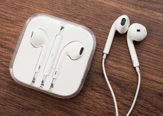 Earphone Apple Cabutan Original Pabrik 💯